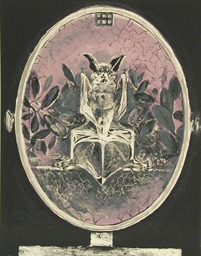 Graham Sutherland, 'Bat in a Mirror', 1968