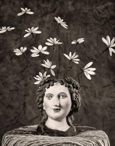 Leslie Hanes, 'Ceramic Face', 2016