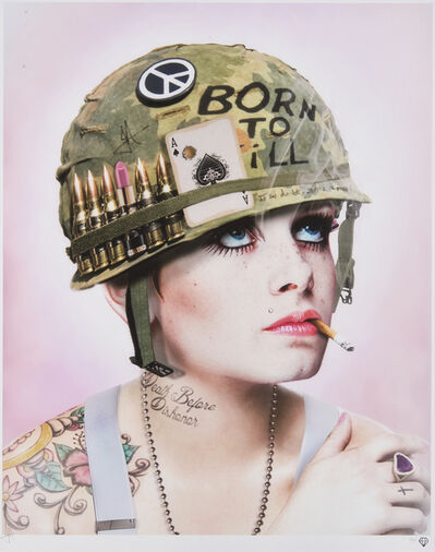 JJ Adams, 'Full Metal Twiggy'