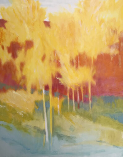 Marshall Noice, 'New Lone Pine Aspens', 2019