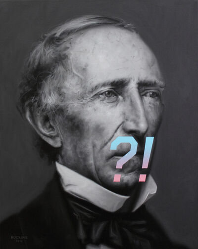 Shawn Huckins, 'John Tyler's Expression of Surprise, Confusion, or Shock', 2016
