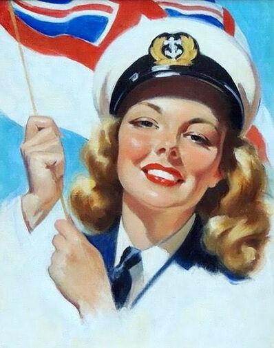 Bradshaw Crandell, 'Player's Navy Cut Cigarette Advertisement', 20th Century