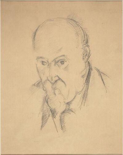 Paul Cézanne, 'Self-Portrait [recto]', 1897/1900