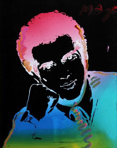 Peter Max, 'Dr. Burger', 1991