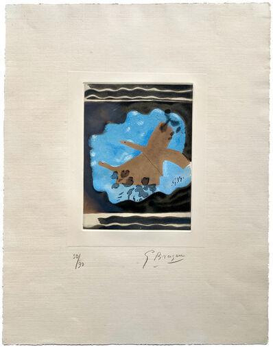 Georges Braque, 'Migration (Abflug der Zugvögel) ', 1962