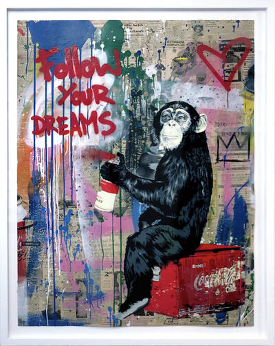Mr. Brainwash, 'Everyday Life', 2019
