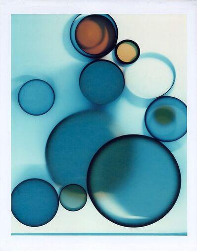 Brian Buckley, 'Circles in Aqua II', 2005