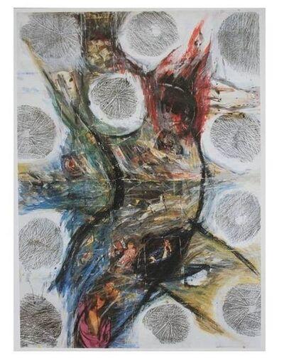 Hwang  Buh-Ching, 'Corps', 1985