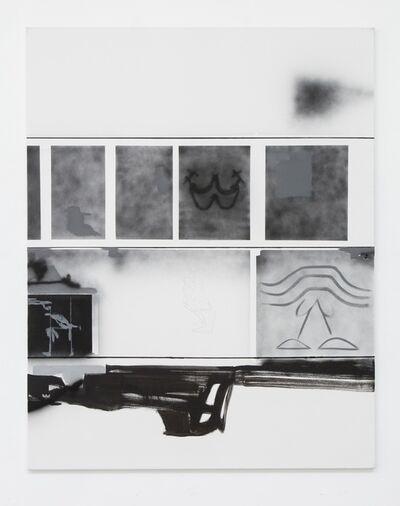 Gabrielė Adomaitytė, 'Untitled (Studio Wall)', 2018