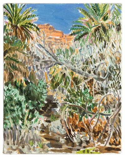 Matthias Weischer, 'Marokko 10', 2016