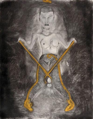 Francesco Clemente, 'ONESNI (Im Schob)', 1981