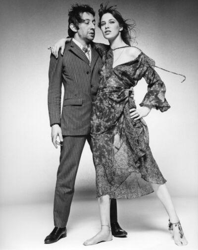 Terry O'Neill, 'Serge Gainsborough and Jane Birkin, London', 1969
