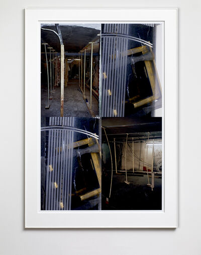 Reinhard Mucha, 'Mucha Untertage - Das Deutschlandgerät,[2002] 1990/ Kölner Straße 170, 2003, 2014 Mucha Underground - Das Deutschlandgerät,[2002] 1990/ Kölner Straße 170, 2003, 2014'
