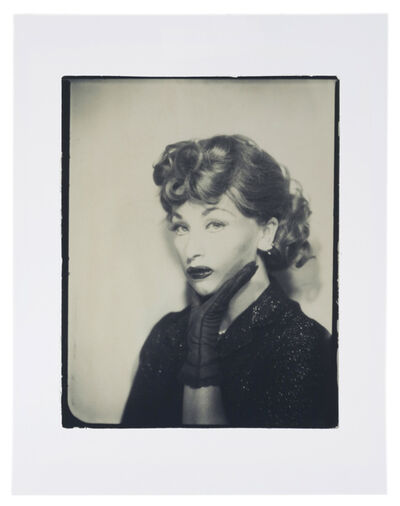 Cindy Sherman, 'Self-Portrait as Lucille Ball', 1975