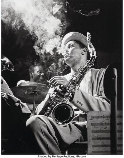 Herman Leonard, 'Dexter Gordon', 1948