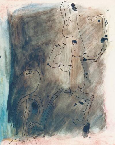Joan Miró, 'Figures', 1936