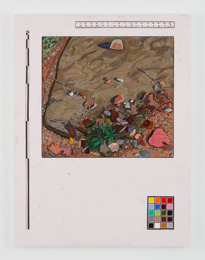 Josephine Halvorson, 'Ground Register (Culvert)', 2018