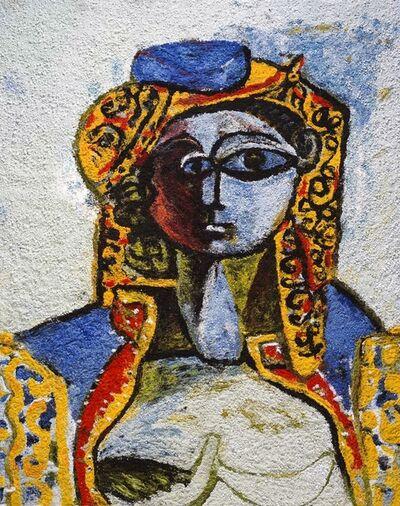 Vik Muniz, 'Jacqueline, after Picasso', 2007