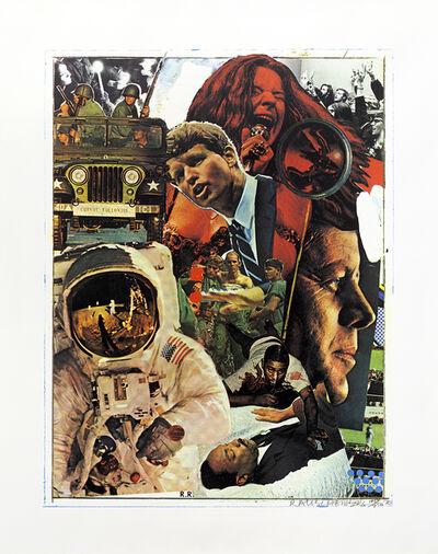 Robert Rauschenberg, 'Signs', 1970