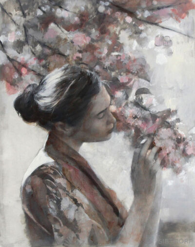 Fletcher Sibthorp, 'The Frailty Of Human Hearts And Flowers', 2018