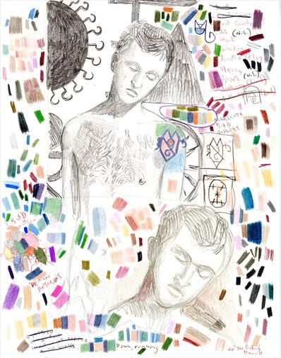 Elijah Burgher, 'Bachelor (Sleezy)', 2015