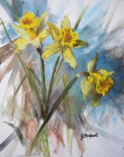 Jill Brabant, 'Narcisus Spring', 2019