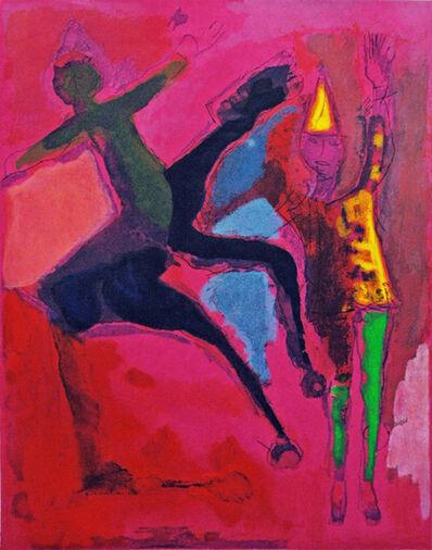 Marino Marini, 'From Shakespeare II, Plate VI', 1978