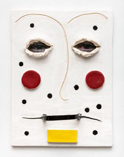 Jonathan Baldock, 'Mask XXXVI', 2018