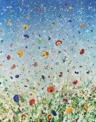 Thierry Feuz, 'Silent Winds Arcadia', 2014