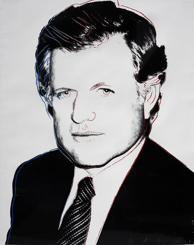 Andy Warhol, 'Ted Kennedy 58/300'