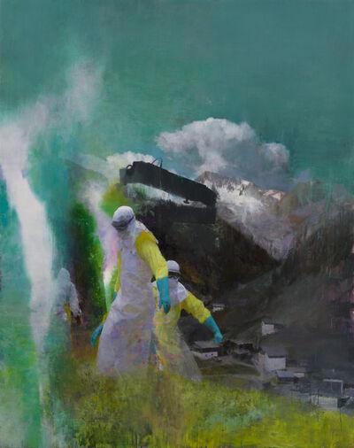 Justin Mortimer, 'Der Besucher', 2014
