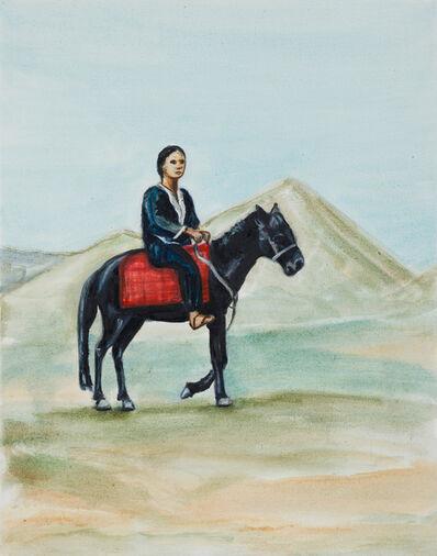 Matthew Krishanu, 'Rider', 2018