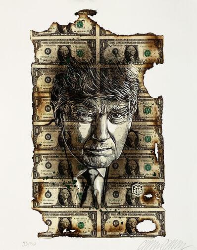 C215, ''Pyromaniac Trump'', 2020