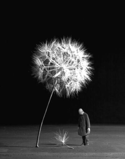 Gilbert Garcin, '341 - Lorsque le vent viendra (When the wind will come)', 2007