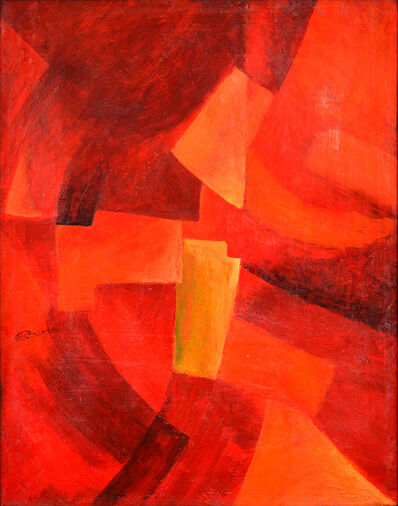 Joseph Lacasse, 'Red composition'