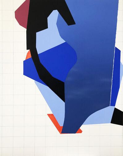 Ana Elena Garuz, 'Sin titulo (composición con cielo)', 2021