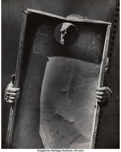 Clarence John Laughlin, 'The Power of the Rectangle', circa 1950s