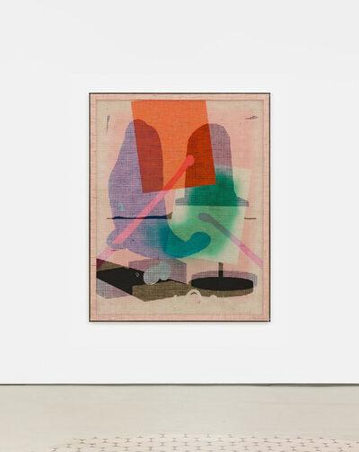 David Renggli, 'Desire Painting: The Gonda tree Monti', 2019