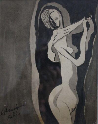 Carlos Enriquez, 'Desnudo', 1931