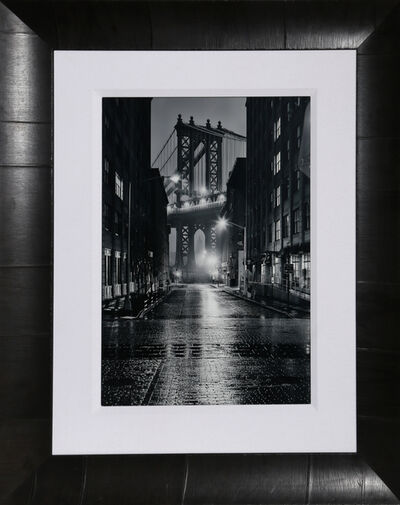 "Peter Lik, '""Vintage Road"", Brooklyn Bridge Photo by Peter Lik', 2013"
