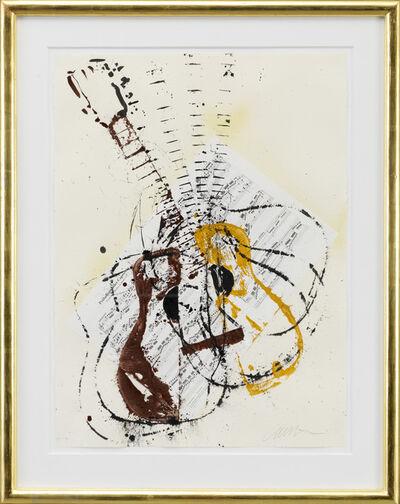 Arman, 'Prälludium oder capriccio', 1997