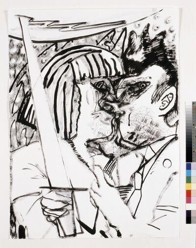 Dana Schutz, 'Brunnhilde and Siegfried', 2011