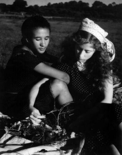 Edouard Boubat, 'Seguin et Lella, France', 1948
