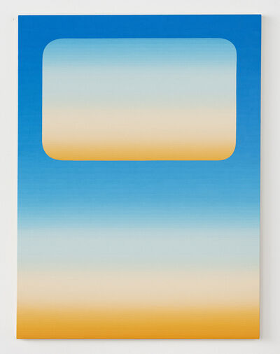 Audrey Stone, 'Holding Half The Sky - Cerulean', 2021