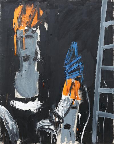Bruce McLean, 'Shoe Head 1', 1983