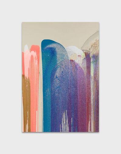 John M. Armleder, 'Tablespoon', 2016