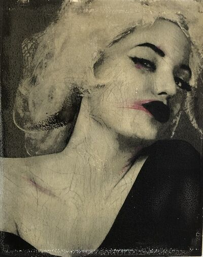 Lita Cabellut, 'Marilyn Monroe - II', 2012