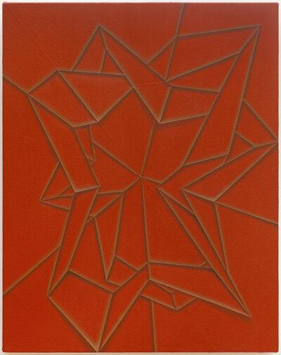 Tomma Abts, 'Fewe', 2005