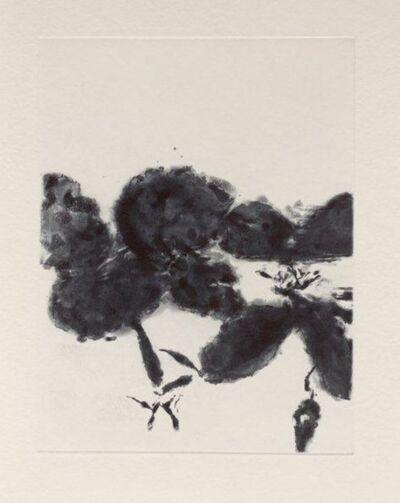 Zao Wou-Ki 趙無極, 'XXIV Sonnets de Shakespeare', 1994