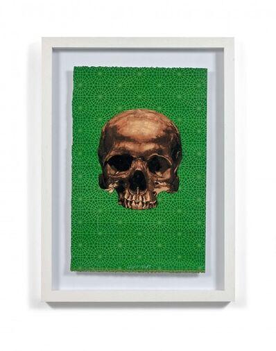 Logan Hicks, 'Skull', 2015